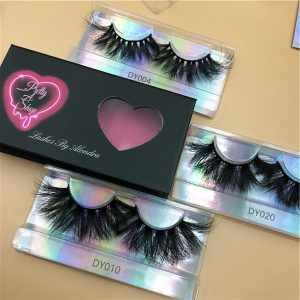 wholesale eyelash packaging box