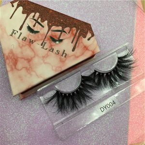 wholesale eyelash boxes