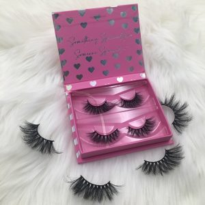 eyelash books