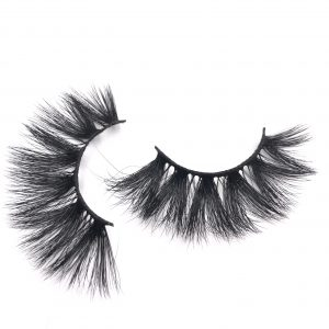 Fluffy Real Mink Lashes