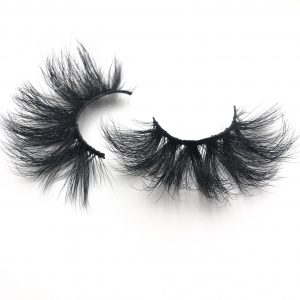 25MM Mink Lashes Eyelash Vendor