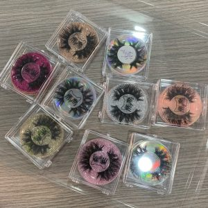 Lash Clear Cases