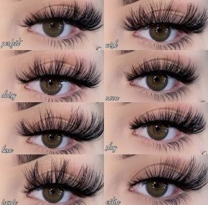 Real Mink Eyelash Vendor Cutom Lash Packaging Wholesale